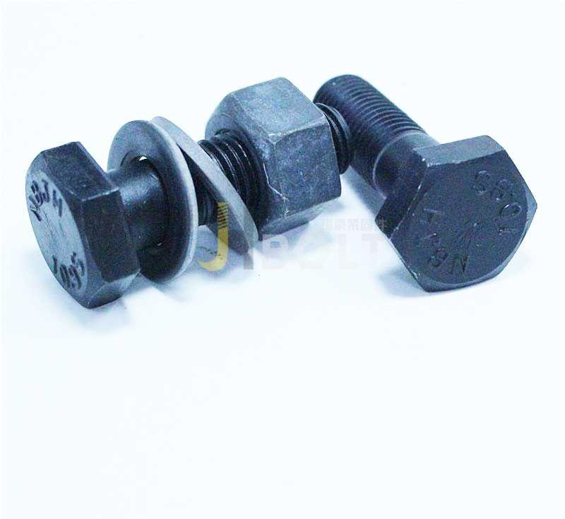 大六角钢结构螺栓